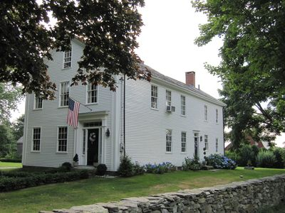 Photo for Historic Captain Philip Cory House - Circa 1770 - Offered by Sakonnet Farm