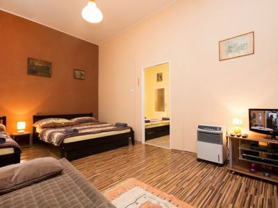 Photo for Apartment Letná  in Praha/7, Prague and vicinity - 5 persons, 1 bedroom