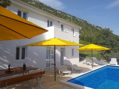 Photo for House with pool in nature (no neighbours) in Čisla (near Omiš)