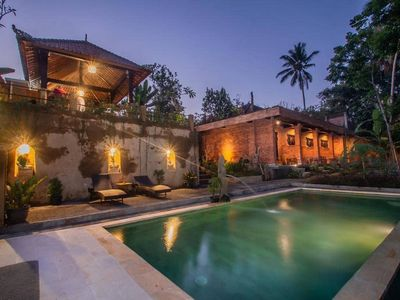 Photo for Authentic Room with Amazing Jungle View in Ubud
