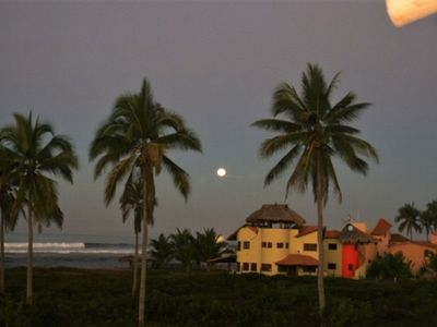 Photo for Zihautanejo Area, Playa La Saladita, Beach Front House