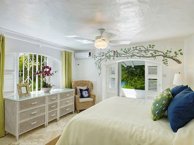 Unobstructed Views Of The Caribbean Sea