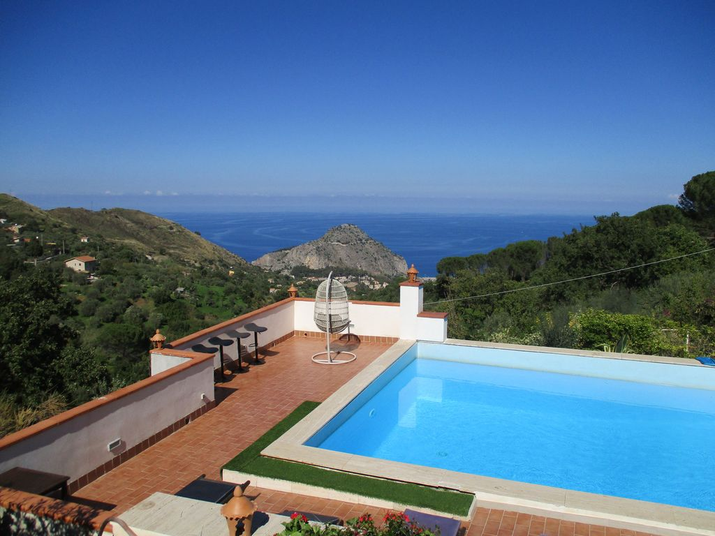 Luxury Villas In Sicily With Pool Cefal 249