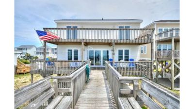Photo for Beautiful,OCEANFRONT 4 Bdrm/2 Bath Home-Completely Renovated/Remodeled-Sleeps 12