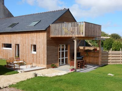 Photo for 2BR Cottage Vacation Rental in Goulven, Bretagne