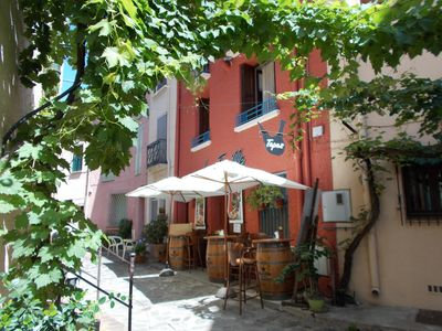 Photo for At the heart of the historical center, studio sleeps 2 in Collioure