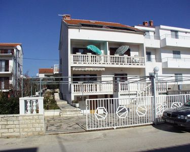 Photo for Apartment in Biograd na Moru (Biograd), capacity 4+0