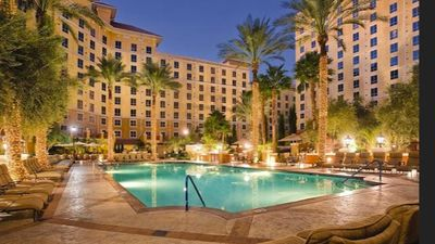 Last minute deal at Wyndham Las Vegas resort for 4th of July - 4 nights for $350