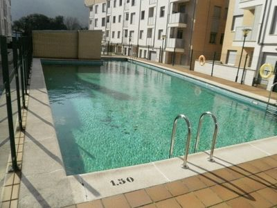 Photo for New apartment in Posada de Llanes in urbanization with pool