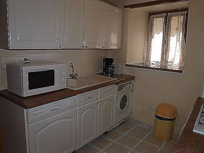 Photo for 2 bedroom Apartment, sleeps 7 in Beauvezer with WiFi