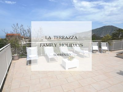 Photo for La Terrazza Vacation Rental in Sorrento - up to 13 guests
