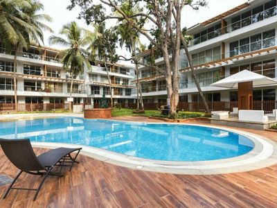 Photo for Ultra Luxurious 2.5 BHK Calangute Apartment