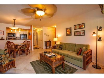 Photo for Excellent location at the Kihei Bay Vista, One bedroom sleeps 4. A-101