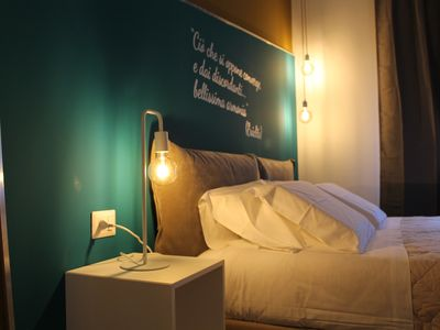 Photo for L'Archè, comfort and relaxation 20 minutes from the Duomo and 200 meters from the Metro M1
