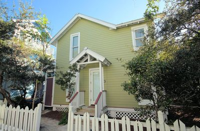 "Photo for In Seaside Proper ""Sandpiper""  2BR/2BA Cottage; Sleeps 6!"