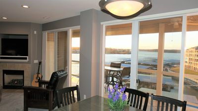 Photo for Waterfront Condo with Top Floor Views, Walk-in Level, No Stairs from Parking Lot
