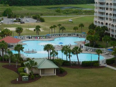 Photo for Beautifully Decorated 2BR With Awesome Views in Yacht Club Villas! Located in Barefoot Resort!