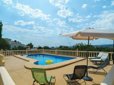 Photo for Villa with pool in Javea