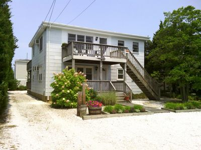 Photo for Ocean block beach house, well equipped, well maintained, reasonably priced.