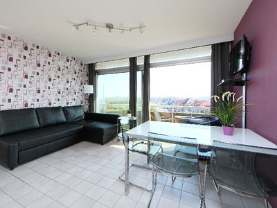 Photo for Bredene Apartment, Sleeps 2 with WiFi