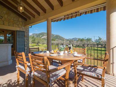 Photo for YourHouse Cas Mestre - villa with private pool and garden in the mountains