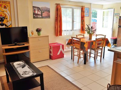 Photo for 1BR Apartment Vacation Rental in ESPELETTE
