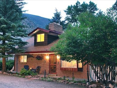 Photo for Cozy Mountain Cottage in Historic Georgetown Close to Shops and Creek