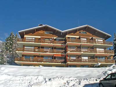 Photo for Apartment Beau Site 19  in Ovronnaz, Valais - 2 persons, 1 bedroom