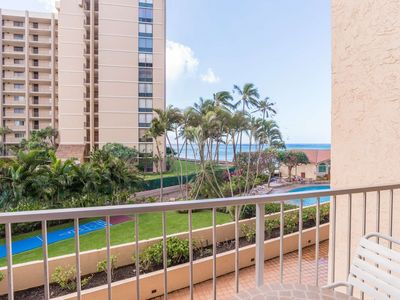 Photo for April Dates Open w/ air conditioning!  Royal Kahana 216 - FREE Activities and WiFi / Parking FREE