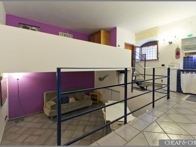 Photo for Studio apartment in the center of Palermo with Internet, Air conditioning, Washing machine (436861)