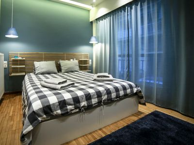 Photo for El Pacífico. Cozy, modern apartment in the heart of Athens