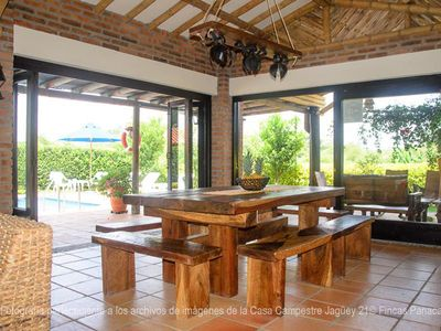 Photo for Exclusive 3 bedroom villa with private pool in Fincas Panaca