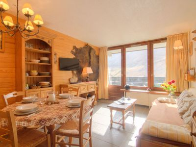 Photo for Apartment Les Grandes Platières I et II in Tignes - 5 persons, 1 bedrooms