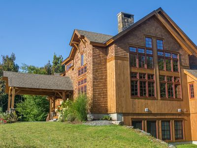 Photo for Beautiful Home - Just 15 minutes to Stratton, Mt. Snow and 25 min to Hermitage