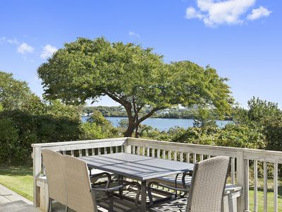 Photo for Waterfront Montauk Traditional w/Ocean Views