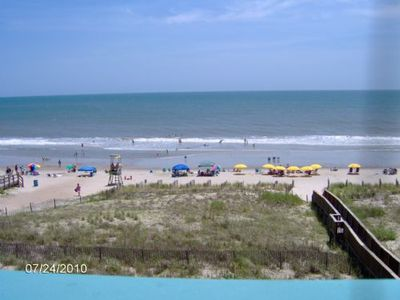 Photo for Pelican Watch 406 -Gorgeous 3 BR Beachfront Condo - w/ 2 BA,