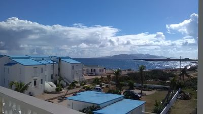 Photo for OFFER  FOR 2 PEOPLE APARTMENT ON THE SEA WITH POOL AND POSSIBLE CAR RENTA
