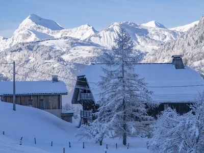 Photo for Prestige rental near Megève with personalized services. Charm, relaxation.
