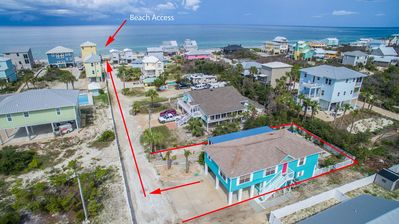 Photo for Gulf view home with private pool and elevator!