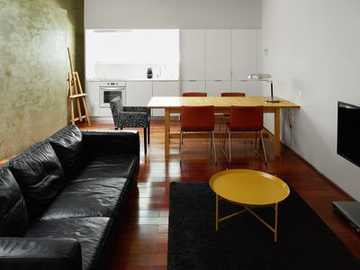 Photo for Beautiful and authentic Loft B Ifema Madrid