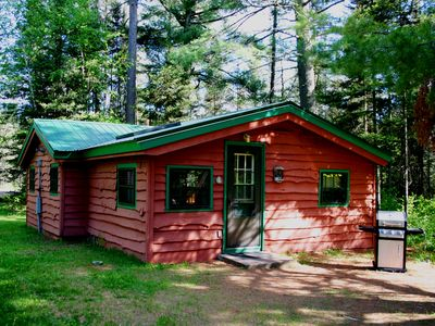 Photo for Big Pine Shorty's - Cozy Cabin In Northern Minnesota's Superior National Forest
