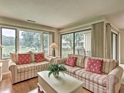 Photo for NEW! Hilton Head Resort Townhome w/ Pool Access!
