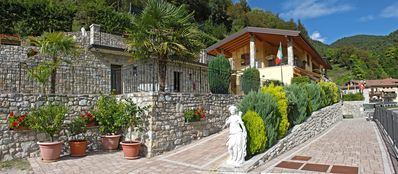 Photo for 1BR Apartment Vacation Rental in Tremosine, Brescia