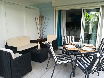 Photo for Charming apartment T2 (1 to 4 people) any comfort by the sea