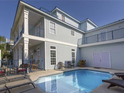 Photo for Salt Water Taffy 2 - Crystal Beach! Gulf View! Private & Community Pool!