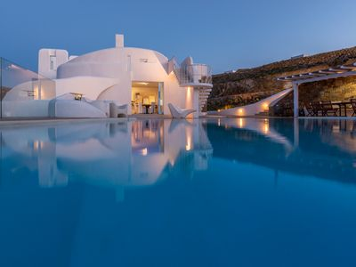 Photo for 9BR Villa Vacation Rental in Mykonos, Cyclades