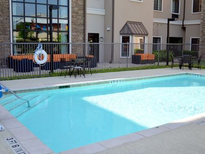 Photo for Cozy Studio Across from SeaWorld! Outdoor Pool, Gym Access + more!