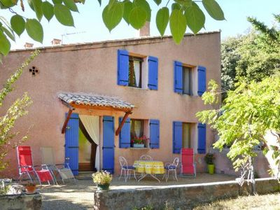 Photo for Semi-detached house, Bédoin  in Vaucluse - 6 persons, 3 bedrooms