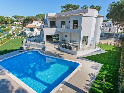 """Photo for Amazing 4 bed villa & private pool, as seen on BBC1 show """"Get away for winter"""""""