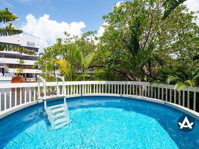 Photo for Sextant | Las Olas Villa A | Heated Pool on the Intracoastal | 10 mins to Beach
